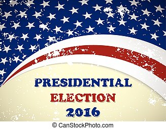 USA 2016 Presidential Election