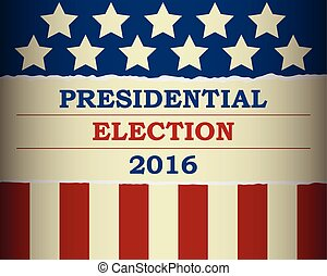 USA 2016 Presidential Election