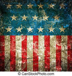 USA, achtergrond