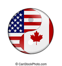 USA and Canada working together