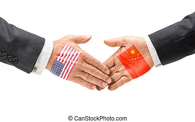 USA and China reach out their hands