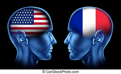 U.S.A and France trade