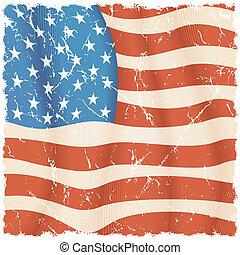 USA backdrop