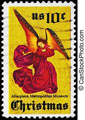 USA - CIRCA 1974 Angel