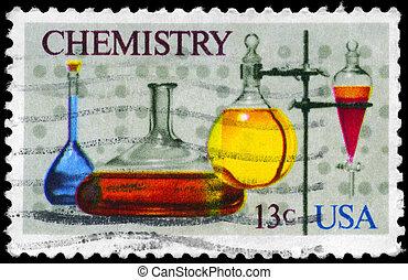 USA - CIRCA 1976 Chemistry