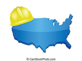 usa construction