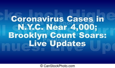 USA corona virus covid 19 news