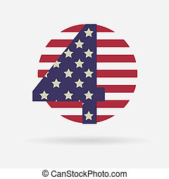 419cbe386d2f Usa country design. Usa country flag