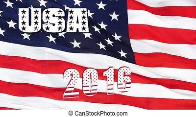 USA Election 2016 - 2016 USA Presidential Election Animation...