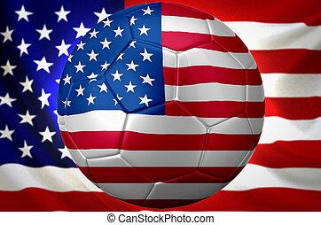 usa, football, coupe monde