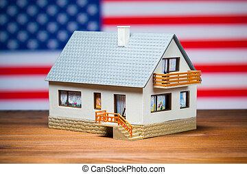 usa house concept