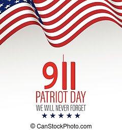 usa, illustration., welt, vektor, center., amerikanische , jubiläum, banner., patriot, tag, handeln