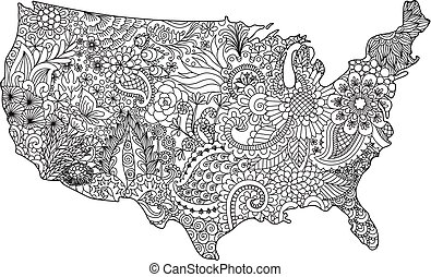 15 Great Map, Geography, City & Travel Adult Coloring Books ... | 194x296