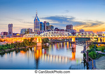 usa, nashville, tennessee