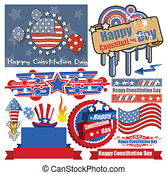 USA Patriotic Constitution Day