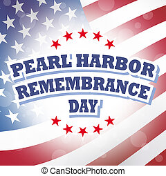 USA Pearl Harbor Remembrance Day