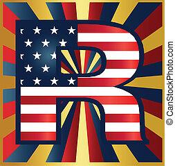 USA R