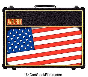 USA Rock Amplifier