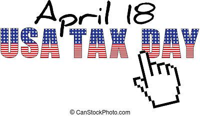 usa tax day