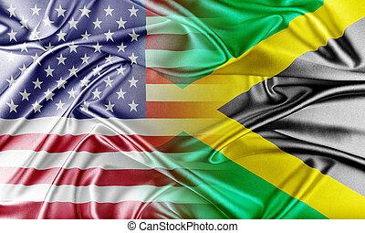 usa, und, jamaica.
