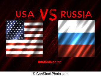 USA VS Russia conflict