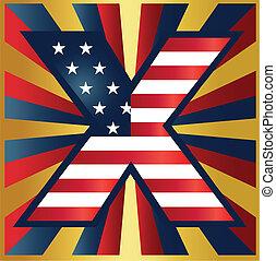 USA X
