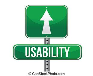 usability, σήμα