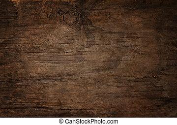 usage, bois, naturel, écorce, texture