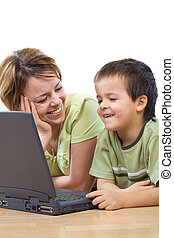 usage, informatique, apprentissage