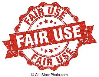 usage, stamp., signe., foire, cachet