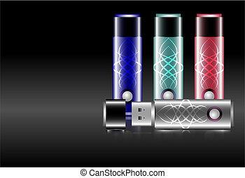 usb drive flash memory stick