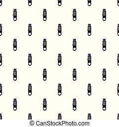 Usb pattern seamless vector