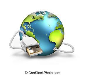 USB world