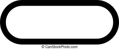 usb4, cavo, isolato, interpretazione, fondo, bianco, 3d