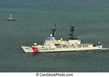 USCGC Midgett (WHEC-726) - The U.S. Coast Guard High ...