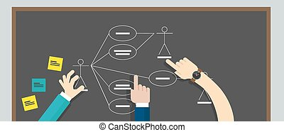 use case diagram uml unified modeling language