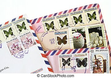 Philippines Stamp Collection