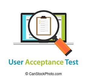 user acceptance test UAT software quality assurance approval process coding review