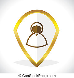 User Chat Icon Design