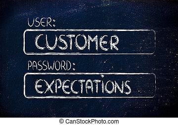 user Employee, password Dedication - user and password:...
