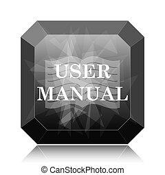 User manual icon