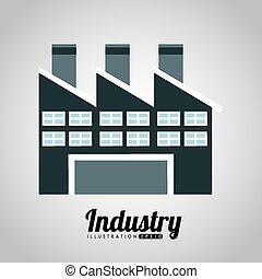 usine, bâtiment
