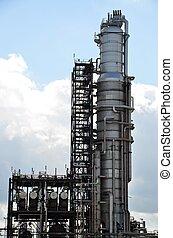 usine chimique
