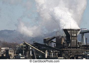 usine industrielle