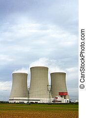 usine nucléaire, puissance