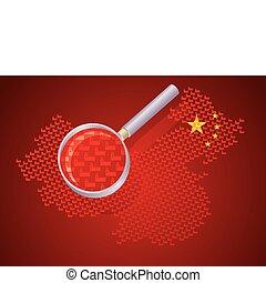 usines, chinois