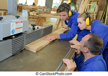 using a jointer