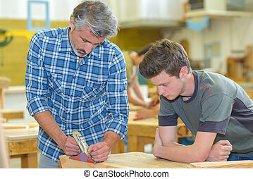 using a planer
