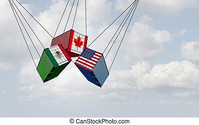 USMCA North America Trade - USMCA north america or the new ...