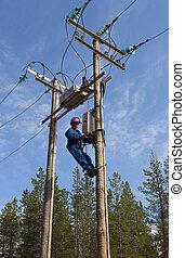 uso, electricista, claws-, torres, recloser, bocas...